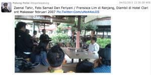 Feriyani / Fransisca Lim beri kesaksian