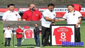 sponsor bali united isl 2015