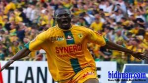 Profil Calon Pemain Asing Persib Bandung : Mamadou Diallo