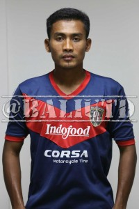 (13) Windu Wibowo (DM) | TTL: Ponorogo, 19 Desember 1985 | Tinggi/Berat: 169 Cm/63 Kg | Klub Sebelumnya: Persis Solo