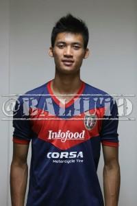 (6) Syaeful Anwar (CB) | TTL:Banjarnegara,1 Desember 1994  | Tinggi/Berat:184 Cm/73 Kg | Klub Sebelumnya: Persib U-21