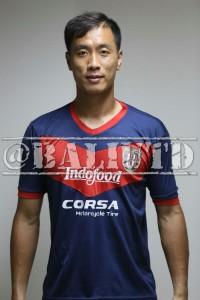 (1) Yoo Jae Hoon (GK) | TTL: Ulsan, 7 Juli 1983 | Tinggi/Berat: 185 Cm/79 Kg | Klub Sebelumnya: Persipura Jayapura