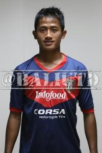 (22) Bayu Gatra (WG) | TTL: Jember,12 November 1991b| Tinggi/Berat: 170 Cm /62 Kg | Klub Sebelumnya: Putra Samarinda
