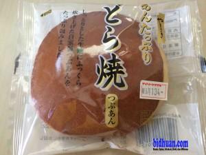 Dorayaki asli jepang