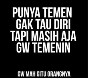 Kumpulan Meme Terbaru dan Download Lirik Serta Lagu Gue Mah Gitu Orangnya
