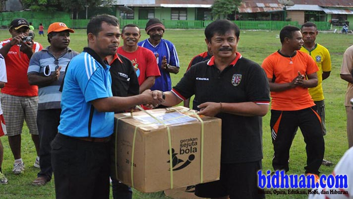 indra sjafri coaching clinic