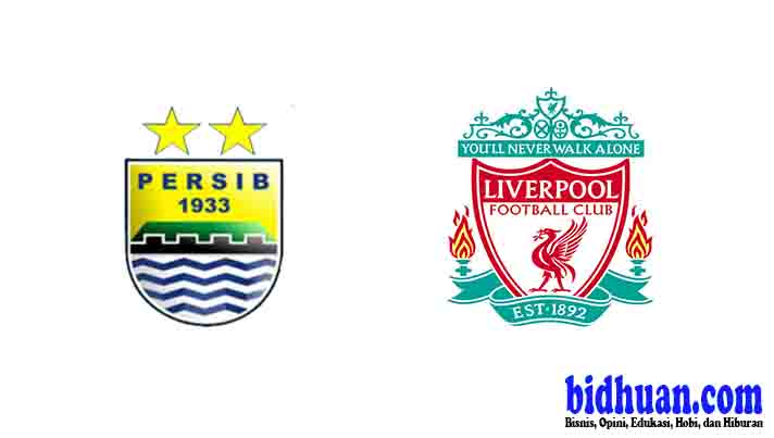 persib vs liverpool