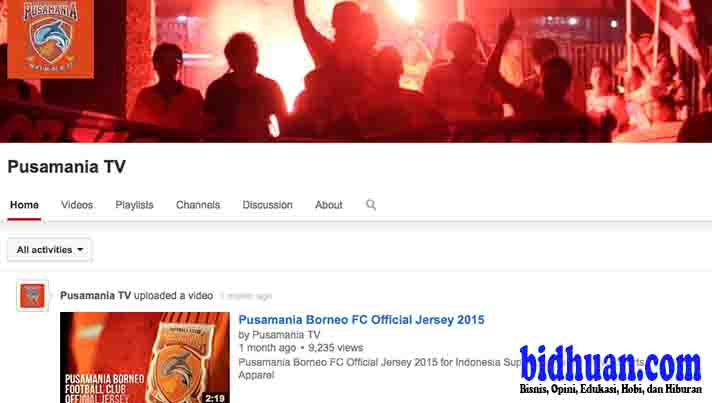 pusamania tv