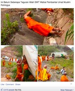 hoax bhiksu