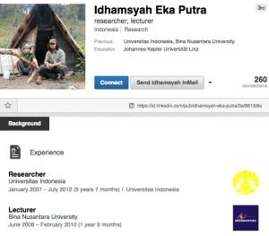 profil eka