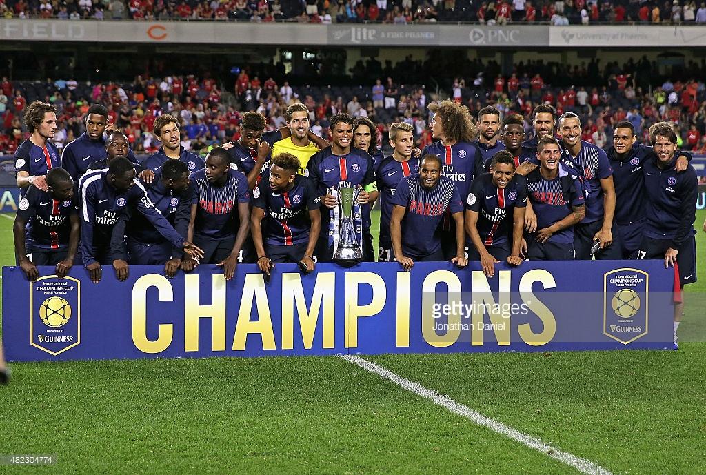PSG Juara ICC