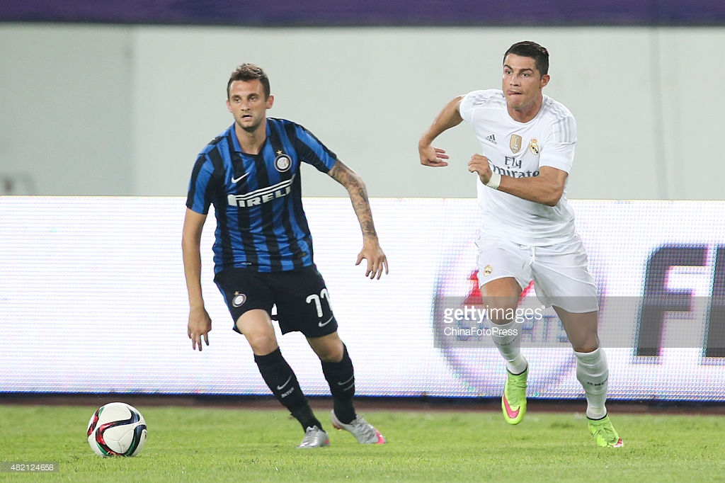 inter milan real madrid