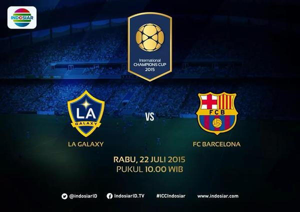la galaxy vs barcelona