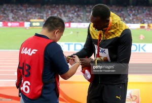 during day seven of the 15th IAAF World Athletics Championships Beijing 2015 at Beijing National Stadium on August 28, 2015 in Beijing, China.