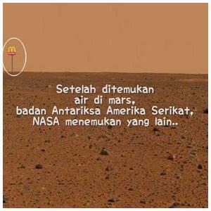 mars air
