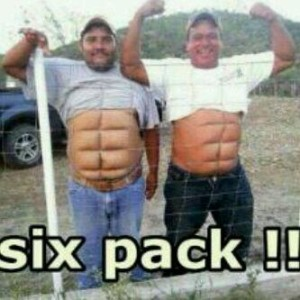 meme sixpack