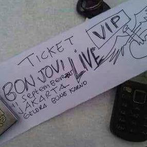 @indokaryajogja  its my life not #BonJovi life. #jogja enjoy aja