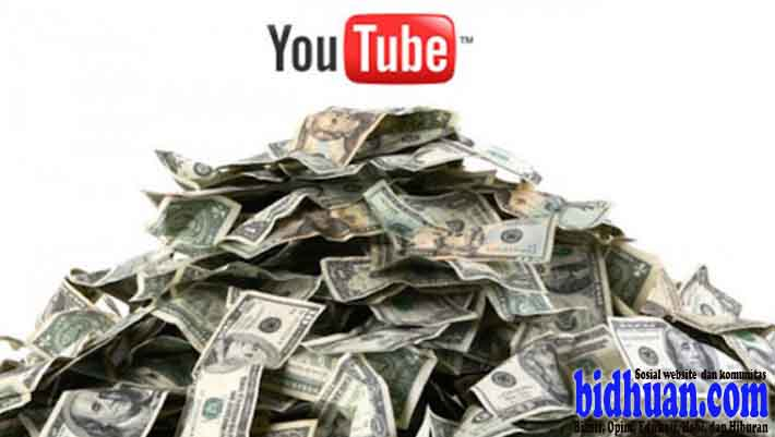 Wow! Youtube Ternyata Menghasilkan Dollar Juga, Begini Caranya!