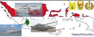 @Ferdino_Putra 3h3 hours ago Dirgahayu Tentara Nasional Indonesia yg ke 70Tahun.. :) , #Bersama Rakyat TNI Kuat. ^_^