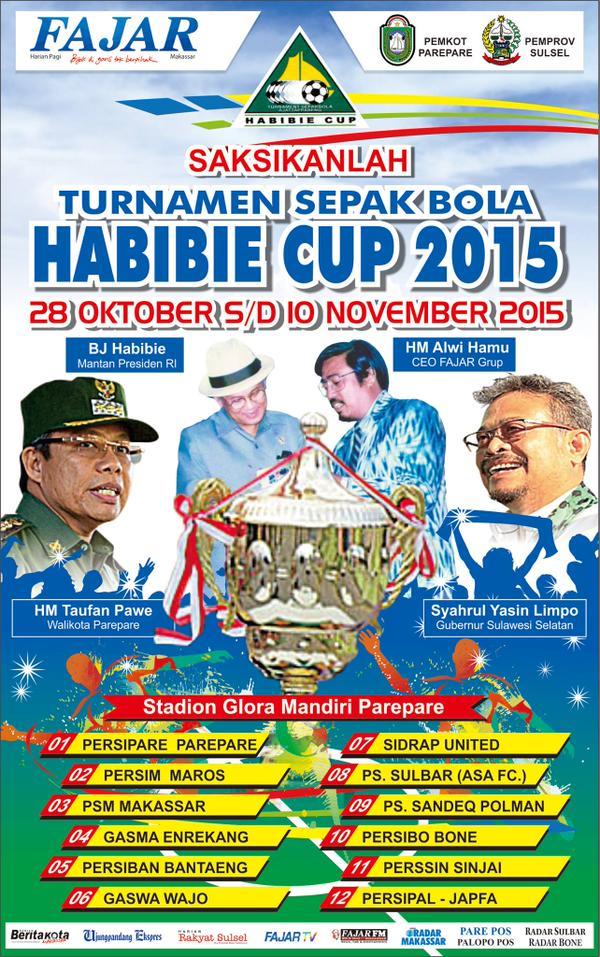 habibie cup
