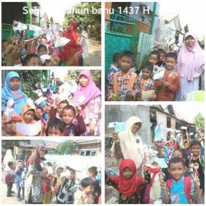 @husainiadian 45m45 minutes ago Selamat tahun baru Islam dari murid2 TK Attaqwa, Komp Timah, Depok. (Adian Husaini, pembina).