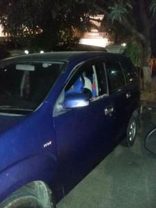 02:51 Sejumlah kendaraan alami kerusakan akibat aksi anarkis supporter sepak bola di Jl. MT. Haryono.