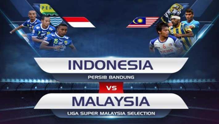 malaysia selection persib
