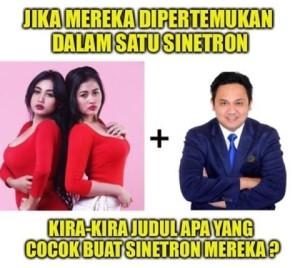 meme sinetron
