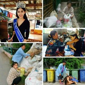 @datukhensem Jangan lupa siapa diri anda. Miss Thailand 2015