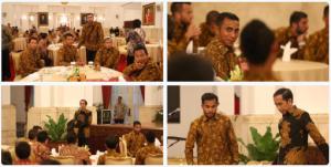 @JuPRiez 8h8 hours ago Pemain @persib mnghadiri acara silaturahmi dgn Presiden @jokowi di Istana @simamaung @infobdg @PRFMnews @se_bdg