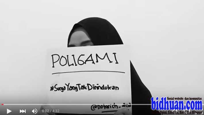 Video dan Kisah Lengkap Ana Abdul Hamid Tentang Poligami yang Buat Haru
