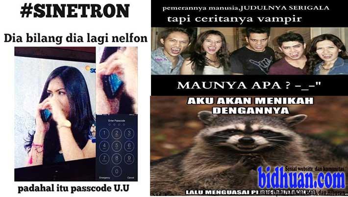 sinetron meme