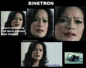 @sysyazlyeanna 02/11/2012 18:19:41 WIB Salah satu sebab kenapa sinetron beratus episode. Zoom in zoom out sampai habis cerita. Haha.