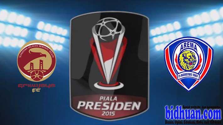 semifinal piala presiden sriwijaya arema