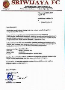 surat gubernur sumsel