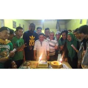 ucapkan selamat ulang tahun sriwijaya fc
