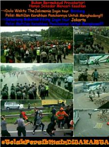 "@FerlieGustiawan 2h2 hours ago Kami #TolakPersibMainDiJakarta Bila itu tetap trjadi, Jgn salahkan Jika kami Berkata ""HADANG, SERANG & PUKULMUNDUR"""