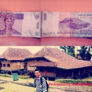 @MaryonoRyargo itu foto uang mata 10 ribu sama Rumah limas di palembang,sumtera selatan,Indonesia