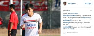 Paulo Sitanggang adalah jebolan Timnas U-19. Saat ini ia sudah menjadi bagian dari skuat Bali United. Terakhir ia berseragam Barito Putra.