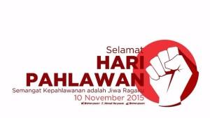 """Ahmad Heryawan @aheryawan 6h6 hours ago View translation Selamat Hari Pahlawan """"Semangat Kepahlawanan adalah Jiwa Ragaku"""""""