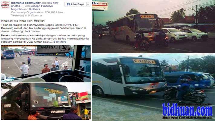 bus meninggal