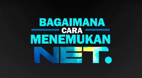 bagaimana cara menemukan net TV