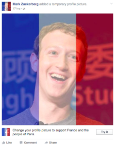 zuckerberg paris