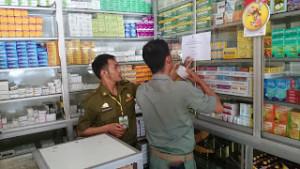 dinas segel apotek