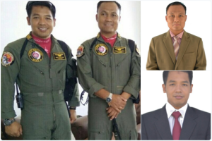 @TofaLemon 56m56 minutes ago Dua Meninggal laka T-50 di Jogjakarta. Innalillahi. Kapt. Pnb. Dwi & Danlanud Isjwahjudi Letkol Pnb. Marda Sarjono.