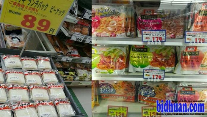 makanan jepang