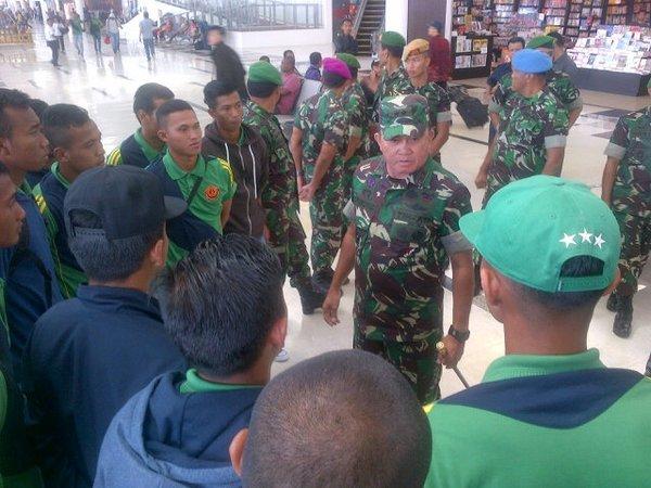 mayjen TNI