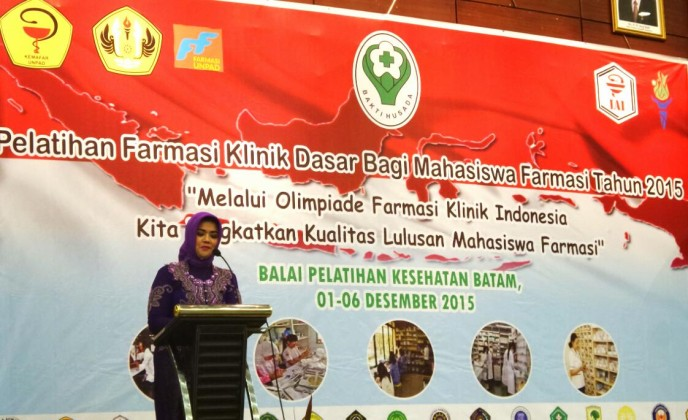 Day-2 Night session: Opening ceremony of OFKI (Indonesian Clinical Pharmacy Olympiade)