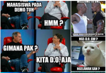 Meme do rektor unj