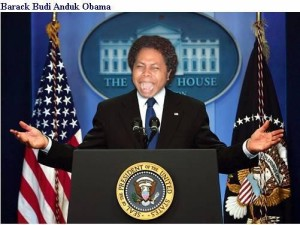 @yudaudaw 15/06/2014 22:35:24 WIB edaaan tiis tiis geus jadi presiden amerika